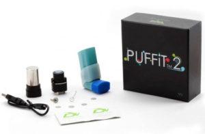 Puffit-2 Lieferumfang